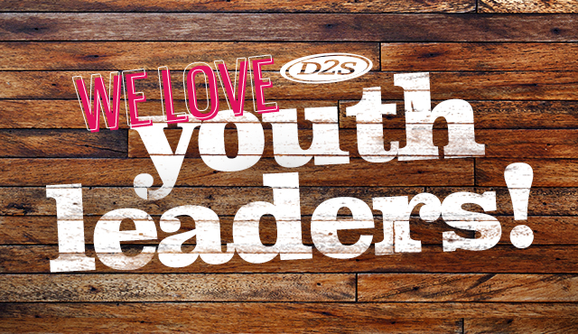 We Love Youth leaders