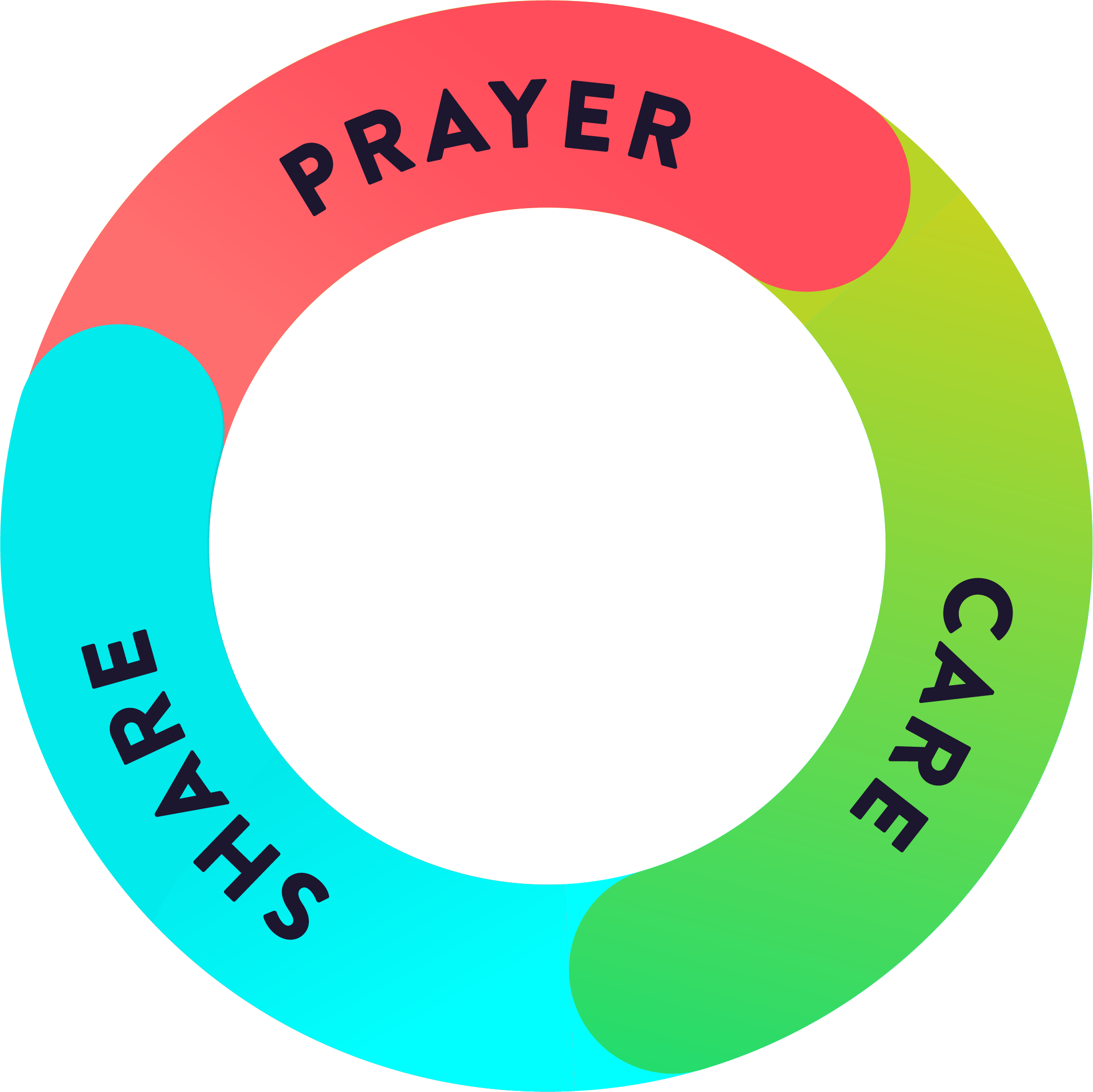 Engage with your Cause Circle in the Li6W app