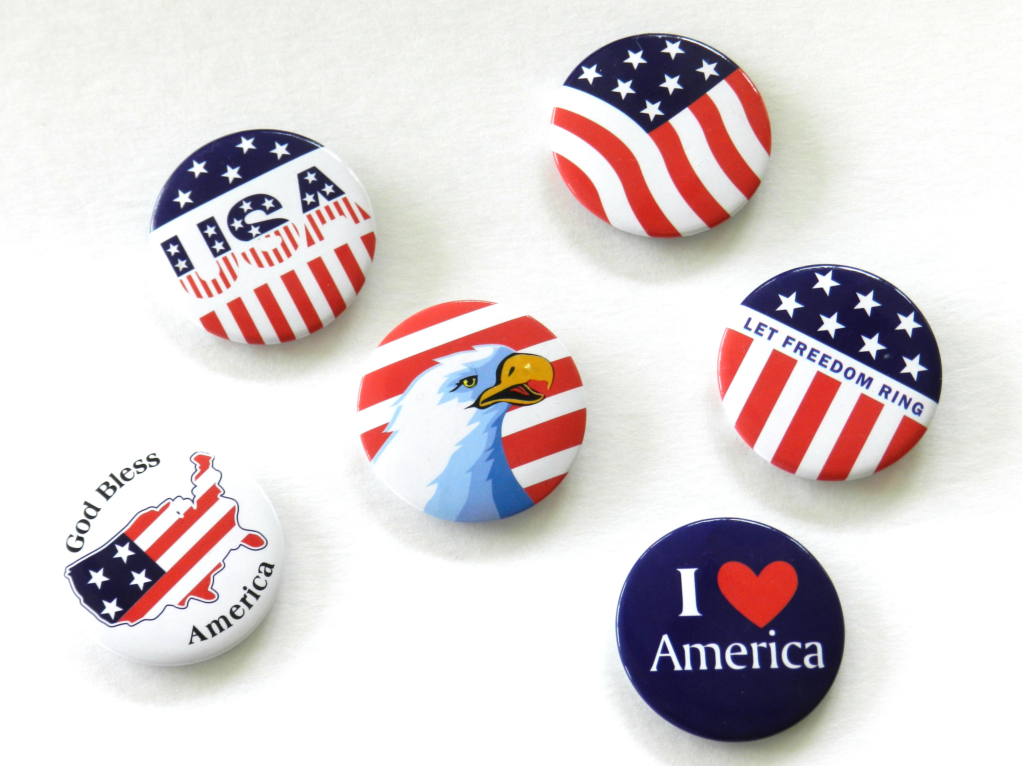 American Buttons