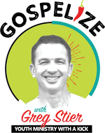 Gospelize with Greg Stier Podcast