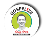Subscribe to the Gospelize with Greg Stier Podcast