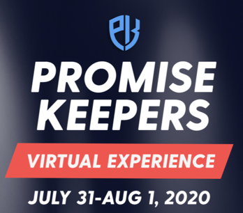 See me speak at Promise Keepers Virtual Experience