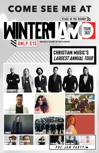 Come see Greg Stier speak at Winter Jam